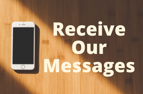 Receive our Messages