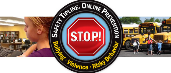Thumbnail for the STOP Tipline page.