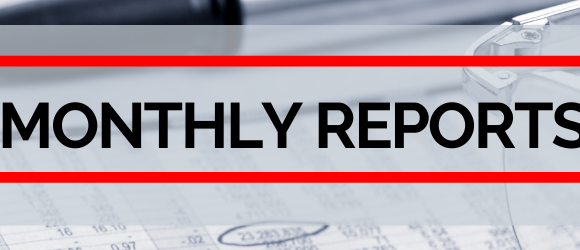 Monthly financial reports header