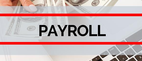 Payroll page header