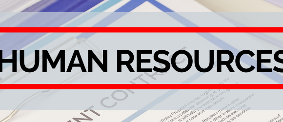Human Resources page